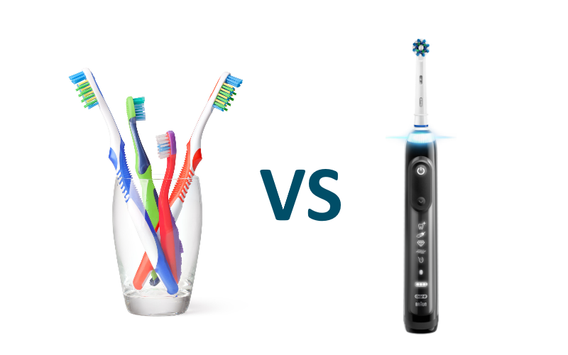 Electric vs Manual Toothbrushes: Which should you choose?
