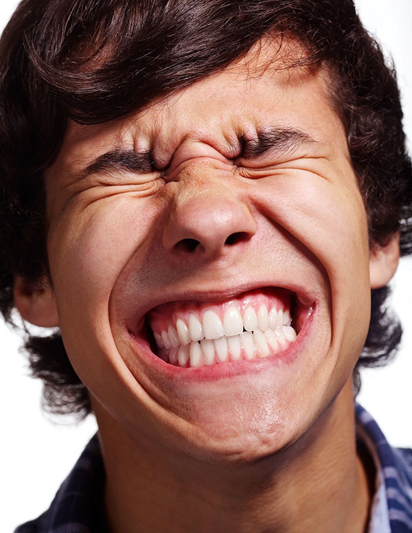 You are grinding your teeth and you don't even know it!