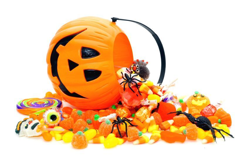 Why Sweets are bad for your teeth this Halloween