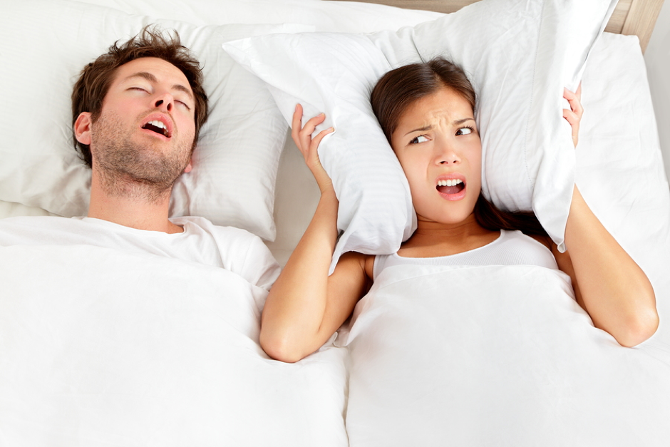 Is your Snoring linked to your Oral Health?